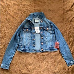 Forever 21 Jean Jacket NEVER WORN